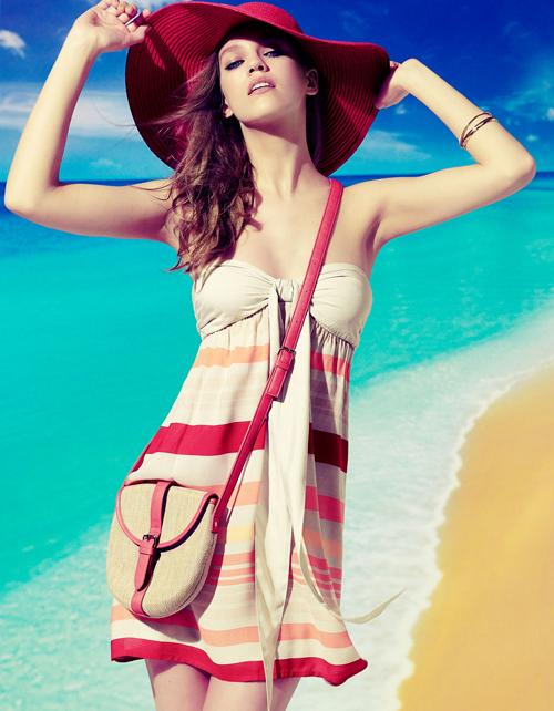 vestido verano 2011