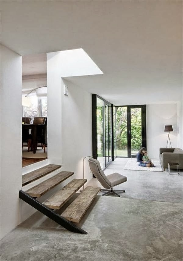 Gambar model rumah minimalis Modern1