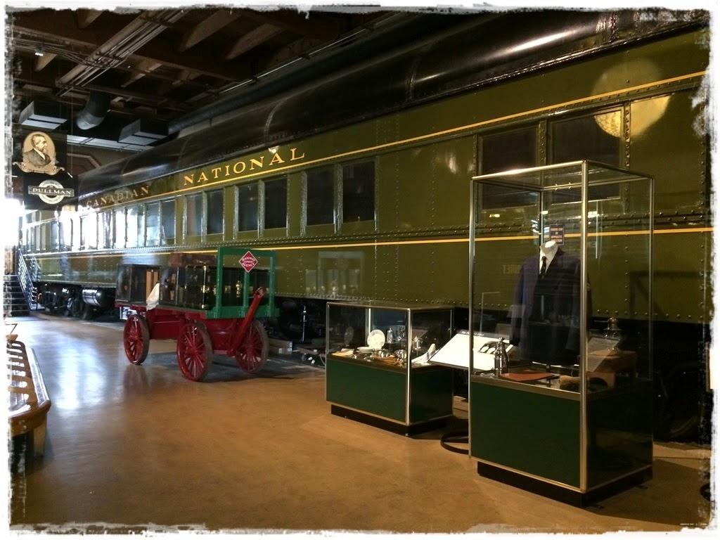 4960 Miles: Berlin - Vancouver - Denver: California State Railroad ...