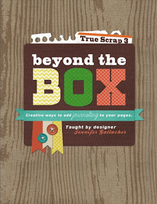 Beyond the Box: Creative Scrapbooking Journaling Design Ebook by Jen Gallacher http://jen-gallacher.mybigcommerce.com/beyond-the-box-creative-journaling-design-ebook/