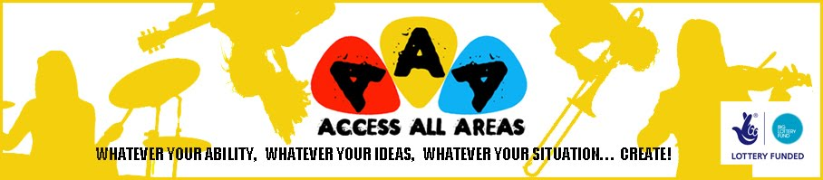 <center><b>ACCESS ALL AREAS</b></center><br>