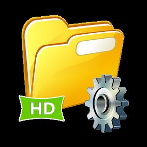 ဖုန္းႏွင့္ Tablet ထဲမွာ Date ေတြကို ဖိုင္းေလးနဲ႔ထားမယ္ - File Manager HD (Explorer,FTP) v3.3.1 build 30310241 Apk