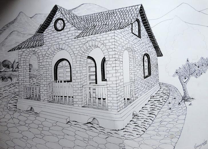 Casa em Chaimel 6 - Inacabada