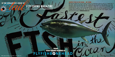 flyfishbonehead & Tail Fly Fishing Magazine - Fastest Fish in the Ocean - we fly fish in saltwater