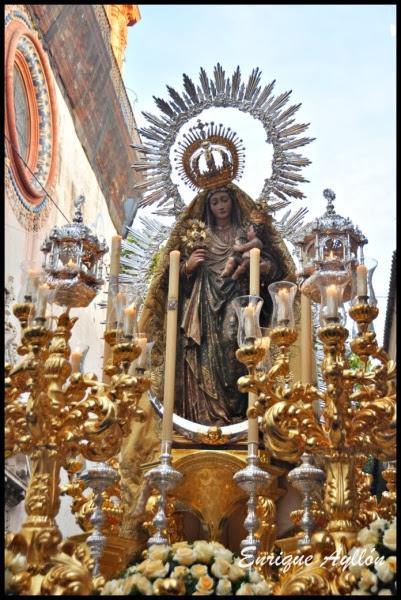Virgen del Amparo Sevilla