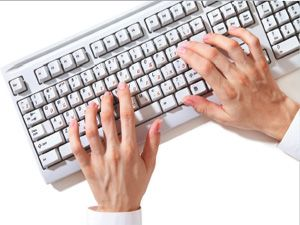 Quick & easy ways to type faster