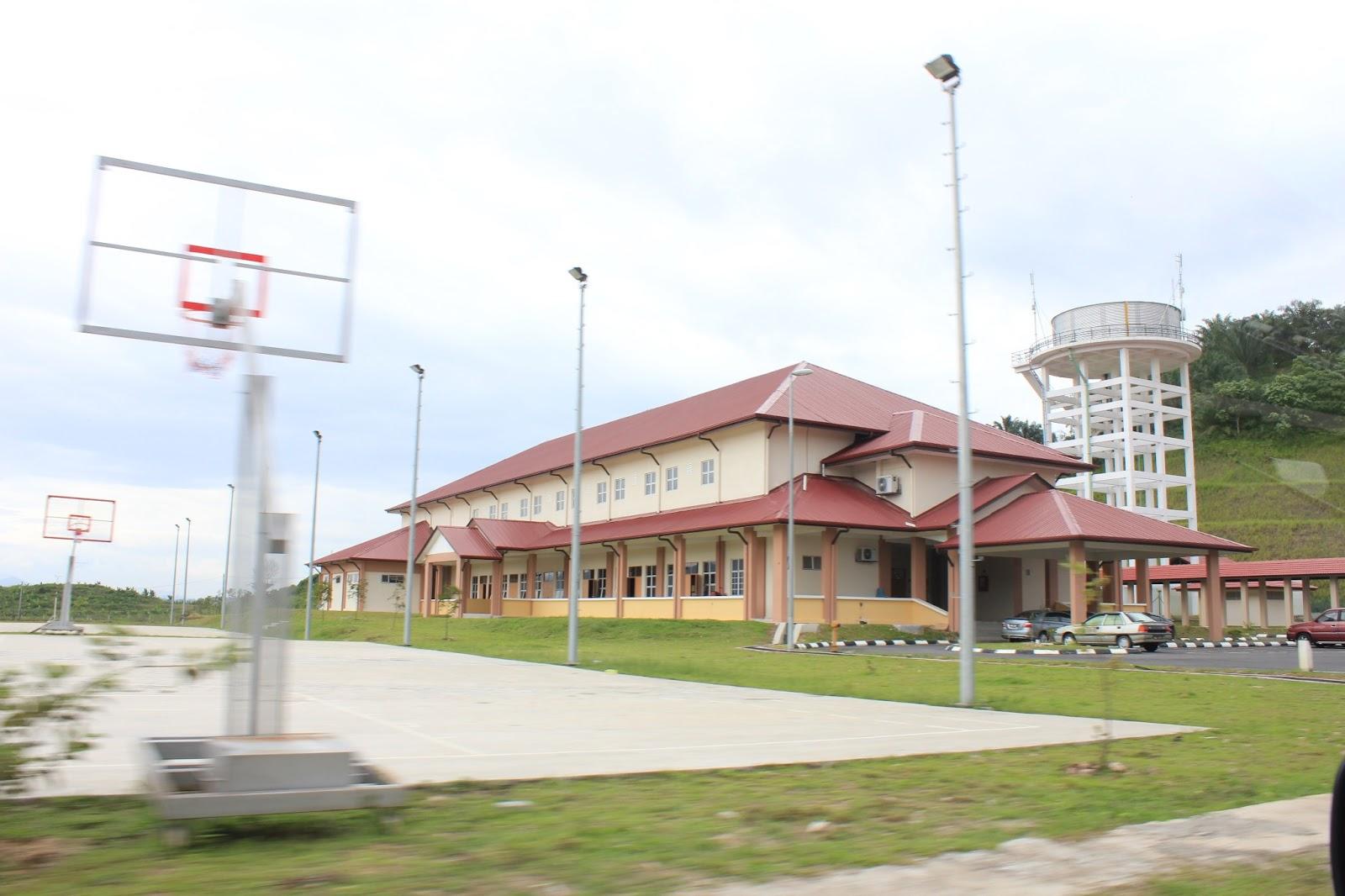 Sekolah Menengah Agama Bentong Perokok U