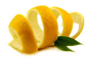 oranges peel