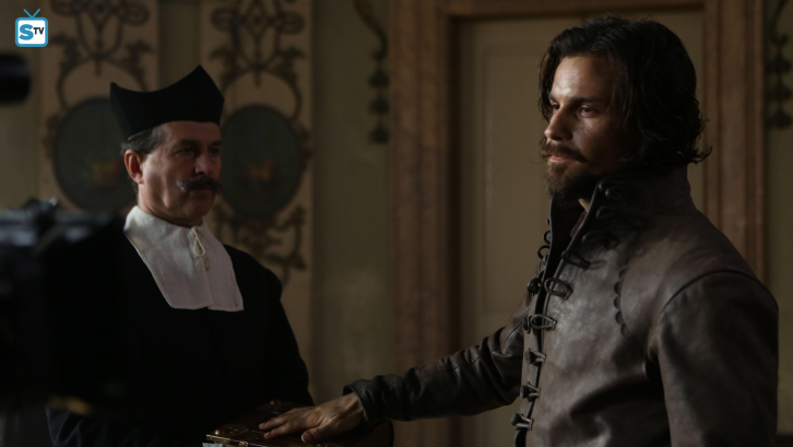 "The Musketeers - Trial and Punishment & Season 2 - Review: ""Goodbye for Now"""