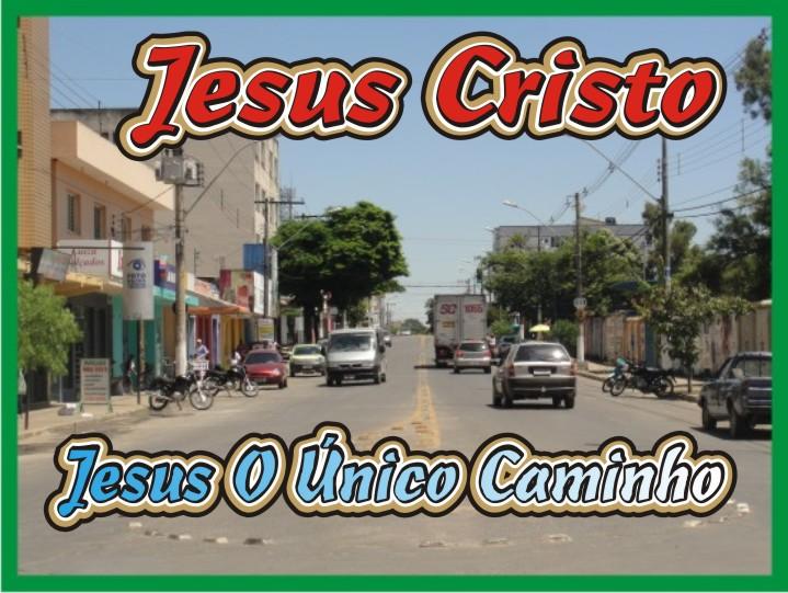 Jesus Cristo O Único Caminho