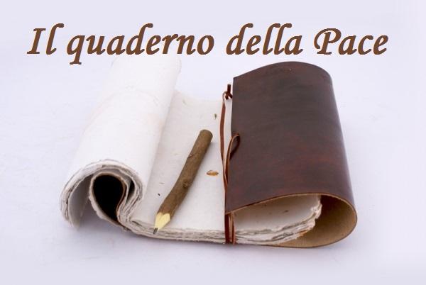 """eBook: """"Il quaderno della Pace"""""""