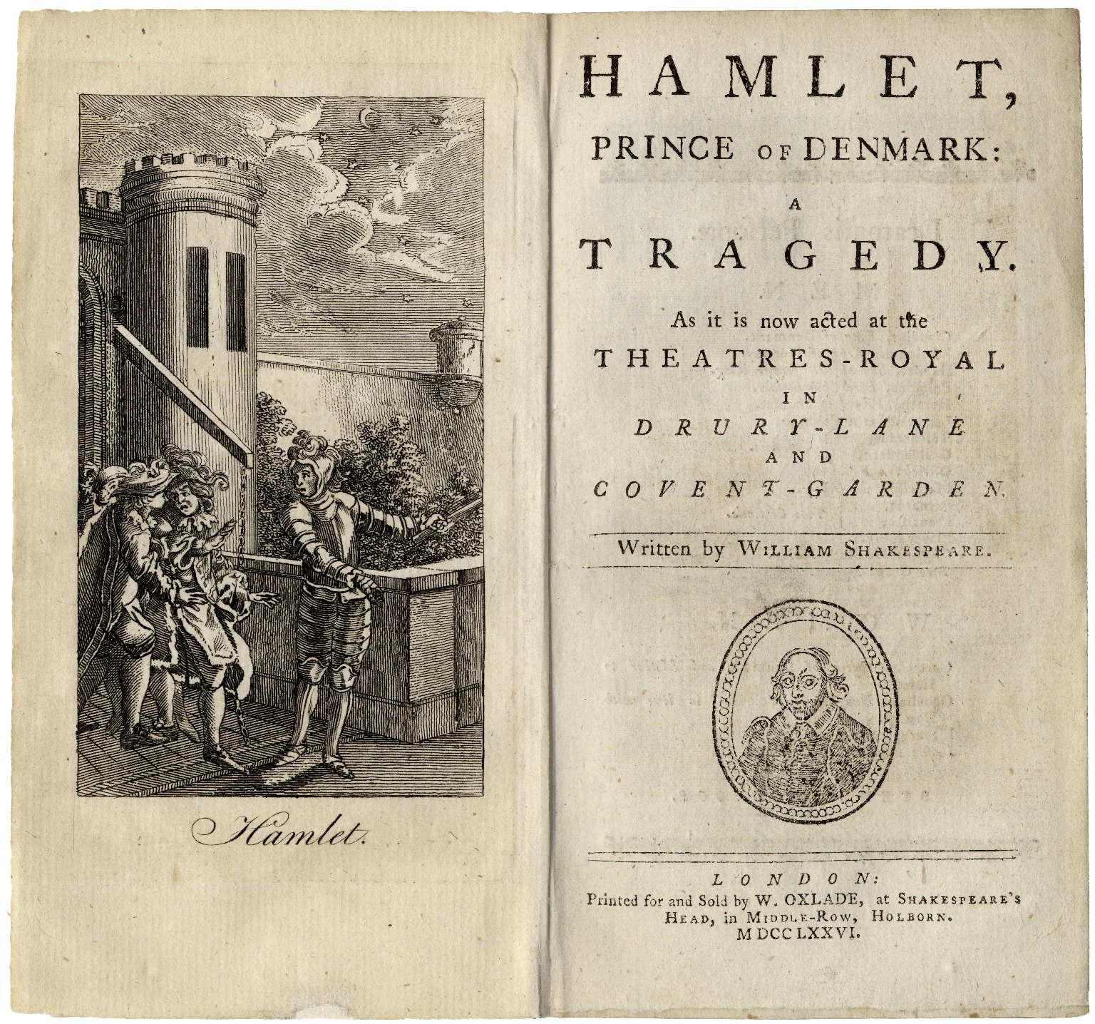Hamlet....Help, essay for tomorrow!!?