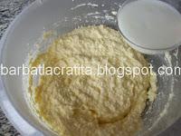 Placinta cu branza sarata preparare reteta