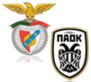 Benfica Lissabon - PAOK Saloniki