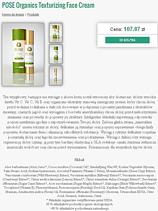http://ekoskin.pl/sklep/?5,pl_pose-organics-texturizing-face-cream