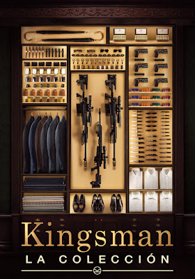 Kingsman Coleccion DVD R1 NTSC Latino + CD