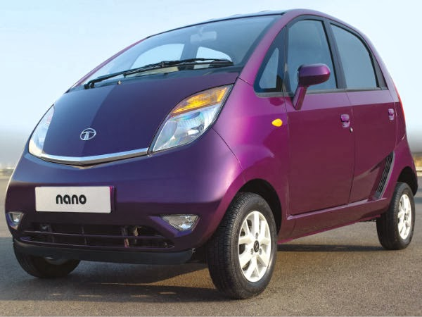 Mana Blog... for all - Tata Motors launches Nano Twist