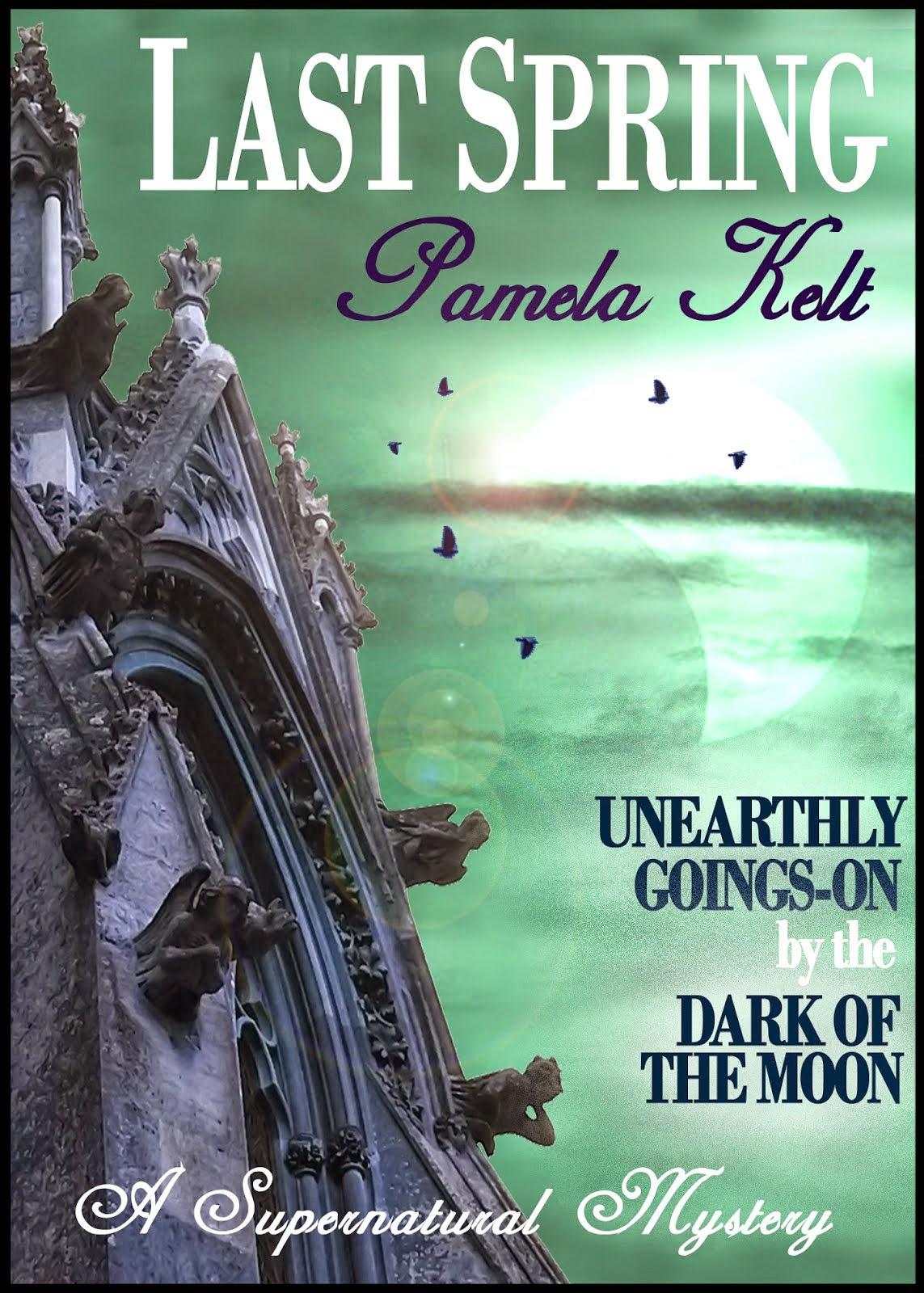 Free eerie tale by Pamela Kelt