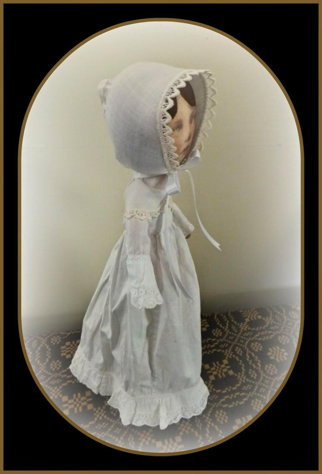 Photo Face Cloth Doll