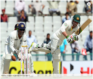 Phillip-Hughes-INDIA-v-AUSTRALIA-3rd-TEST-day2