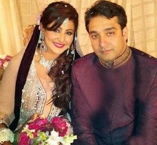 ayesha khalid wedding images