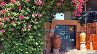 terra cotta inn entrance
