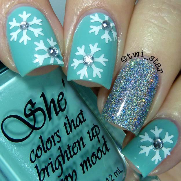 twi-star | Nail Art Blog: She Nail Polish Oh Tiff and Orly ...