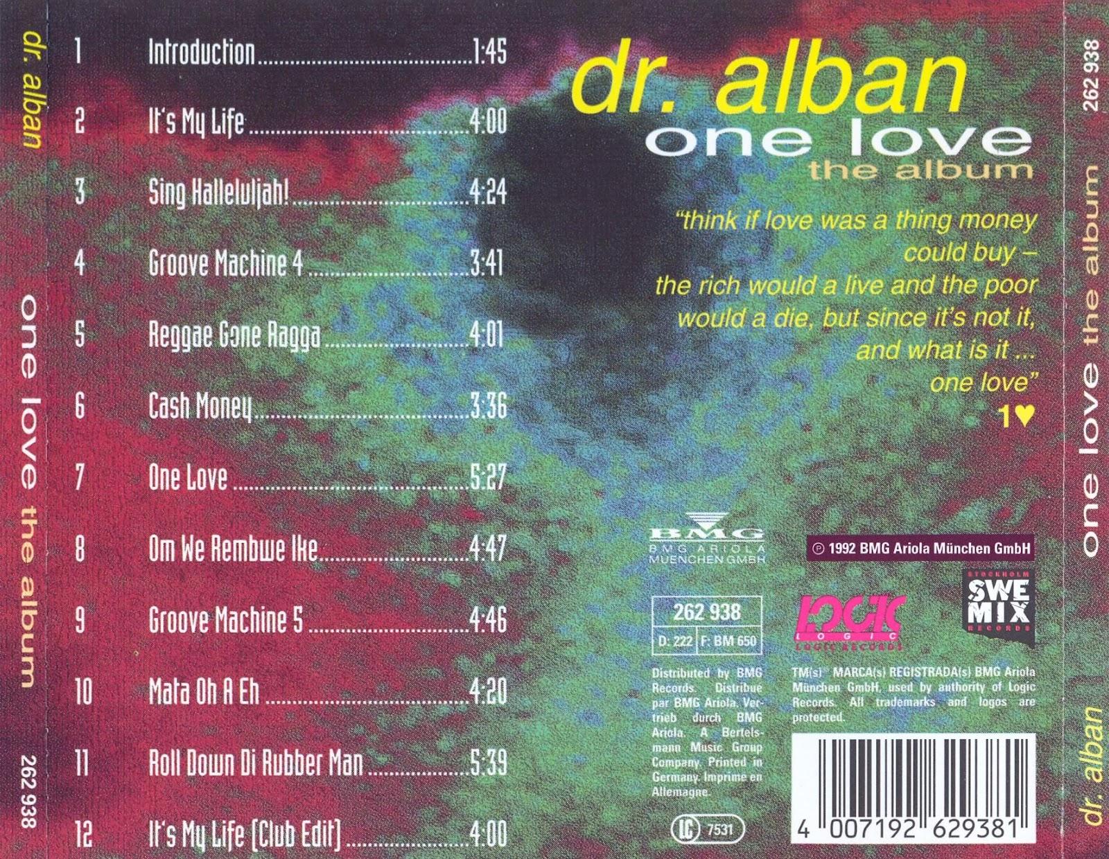 Dance-forever  Dr  Alban