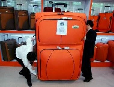 maleta gigante