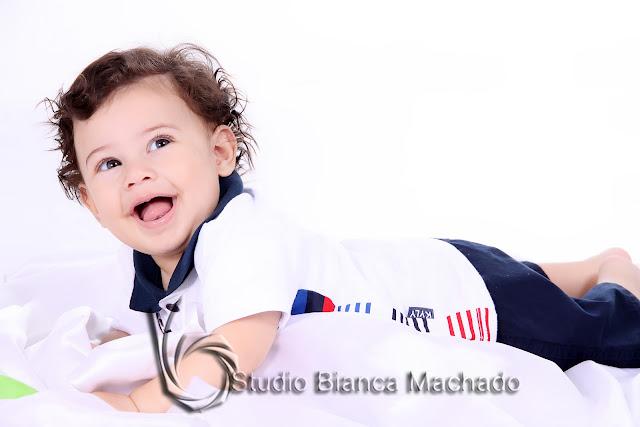 fotos em estudios criancas