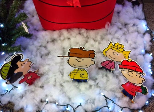 a charlie brown christmas decorations - Charlie Brown Christmas Decorations