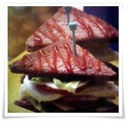 Sandwich Double Decker