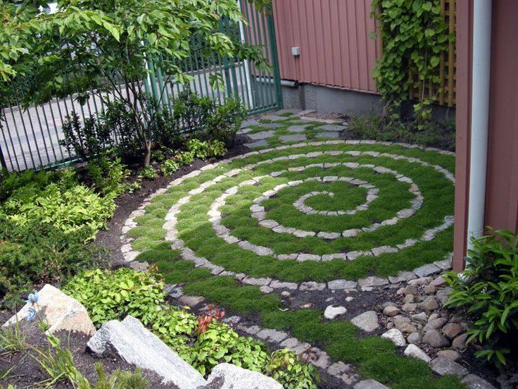 Идея для садового дизайна