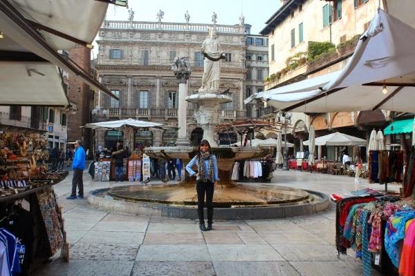 Verona - Viagem