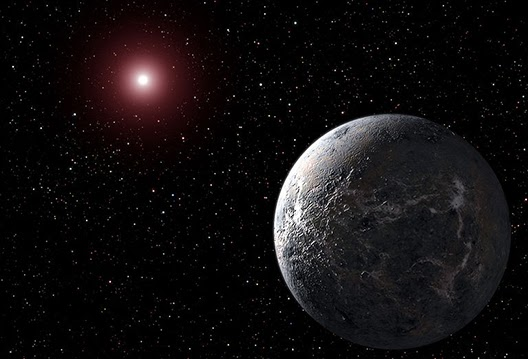 Extrasolar planet or exoplanet discovered in 2013.