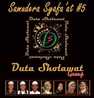 Album Duta Sholawat Group - Samudra Syafa'at 5 ( 2012 )