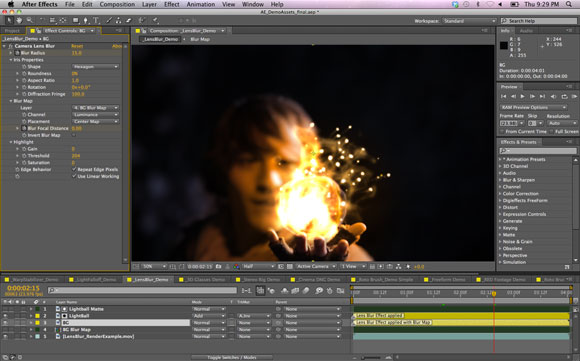 Adobe after effects cs3 - a