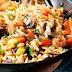 Συνταγή της ημέρας:Κριθαράκι με λαχανικά και όστρακα