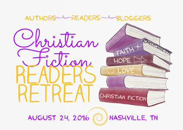 Join Us at the 2016 Christian Fiction Readers Retreat - a One Day Event!