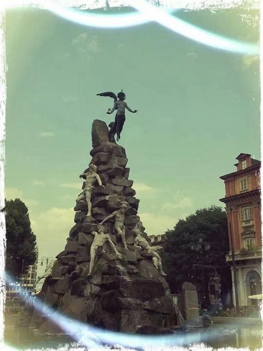 Torino, piazza Statuto