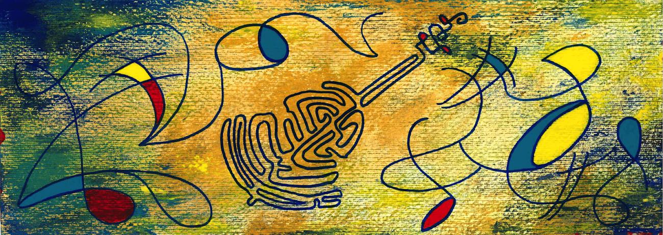 Le jardin aux chansons qui bifurquent