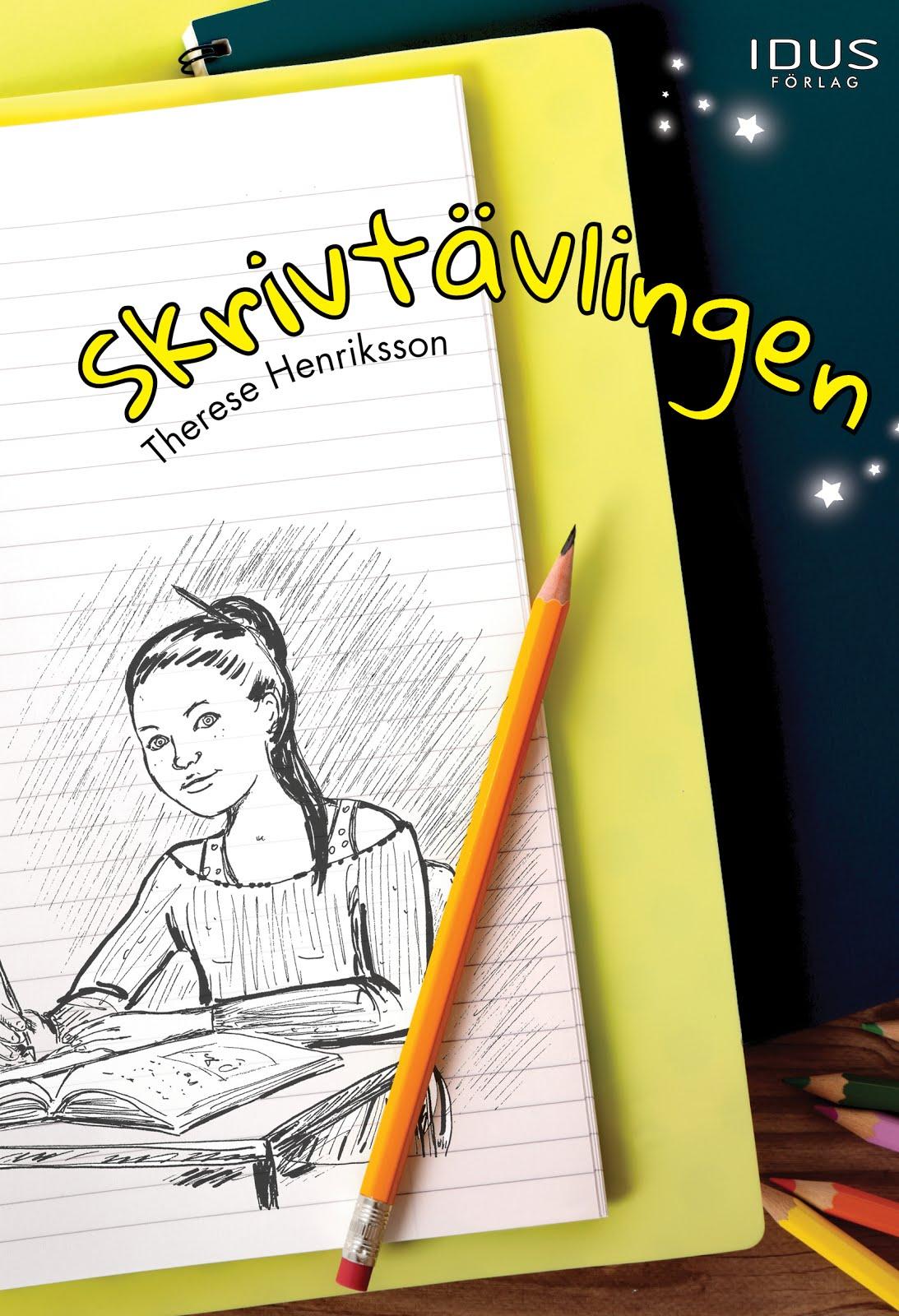 Skrivtävlingen. En spännande bok om känslor för 7-12 åringar.