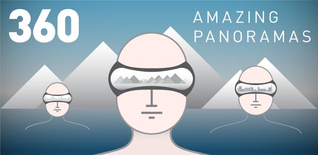Aplikasi Edit Foto Terbaru Panorama - 360 Gratis