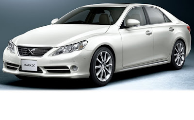 used car toyota mark