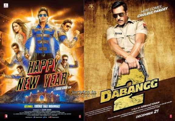 Happy New Year Beats, Dabangg 2 Worldwide Collections Grosses 274 Cr