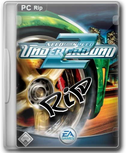 Need For Speed Underground 2 RIP PC Games