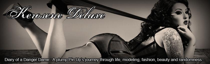 Kerosene Deluxe: Diary of a Danger Dame