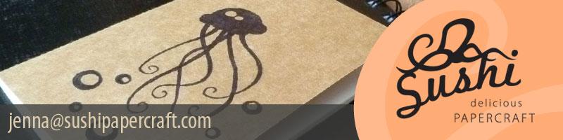 Sushi Papercraft
