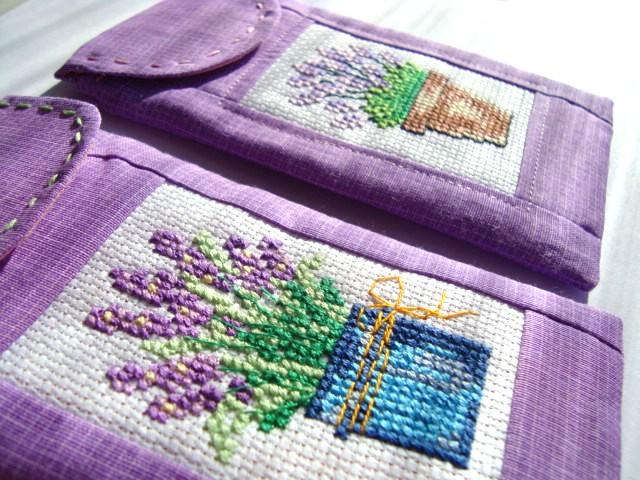 вышивка маленькая цветы