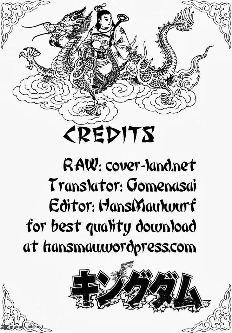 Kingdom - Vương Giả Thiên Hạ Chapter 4 page 19 - IZTruyenTranh.com